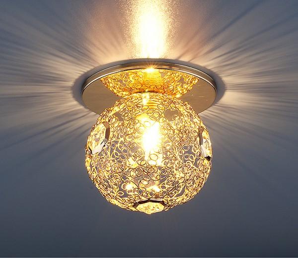 Светильник 1002 G9 золото (GD)