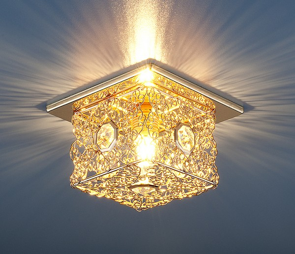 Светильник 1003 G9 золото (GD)