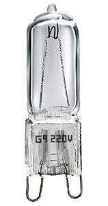 Лампочка G9 220V  20W