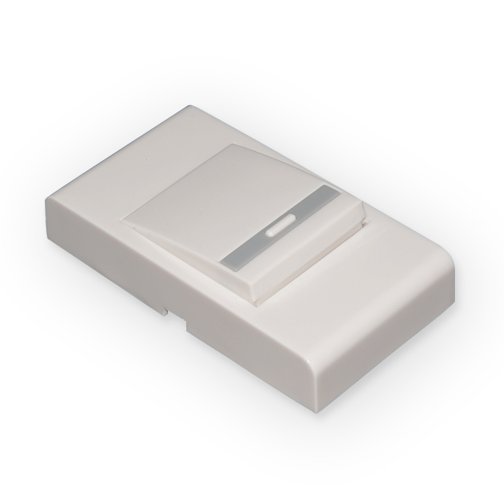 Кнопка для проводного звонка DBB03WM Белый