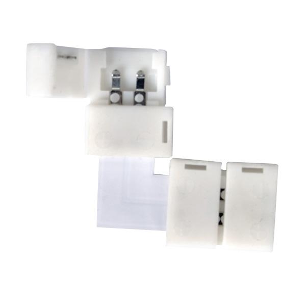 Коннектор LED 1L для 3528 одноцветной светодиодной ленты L