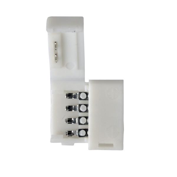 Коннектор LED 3A  для светодиодной ленты RGB жесткий