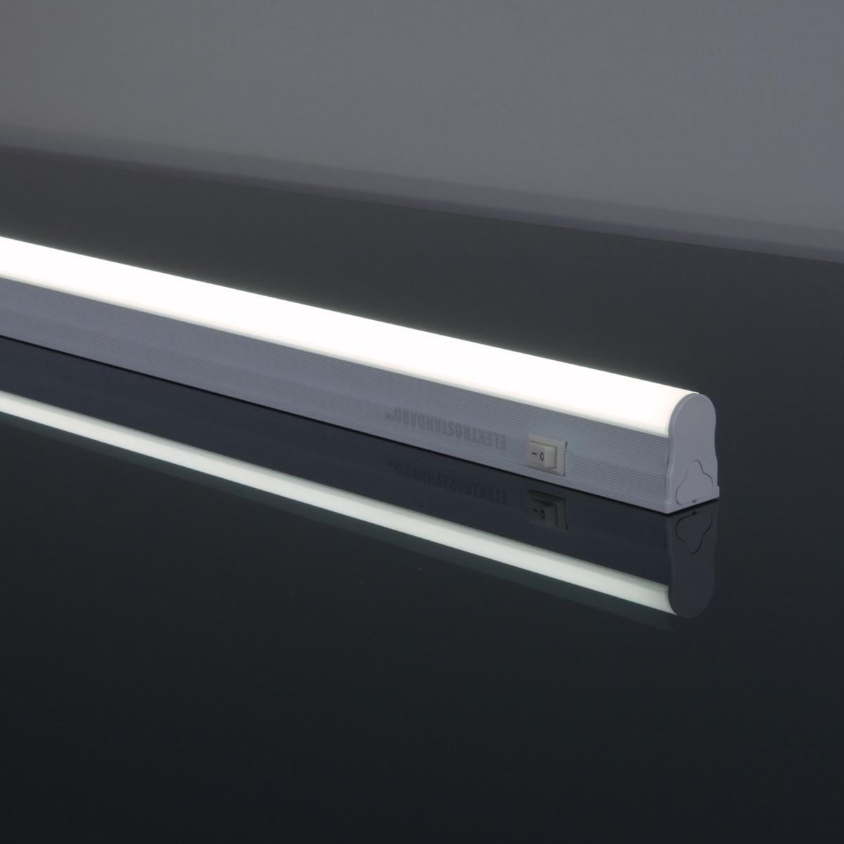 Светодиодиодный светильник Led Stick Т5 30см-36led-6w 6500К