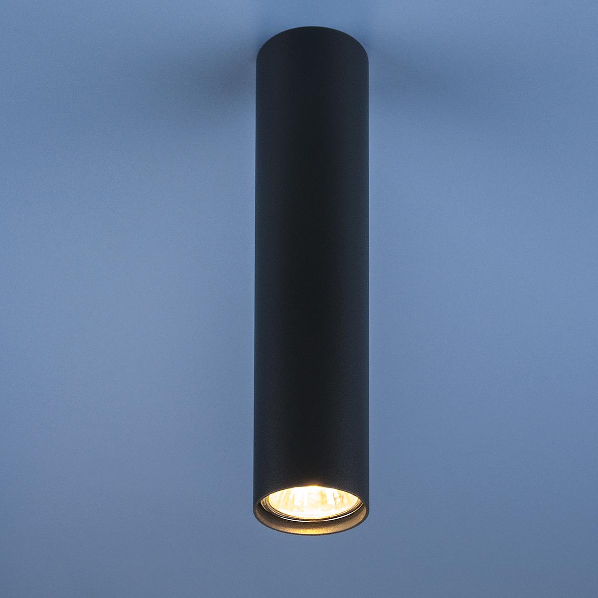 Накладной точечный светильник 5464 графит