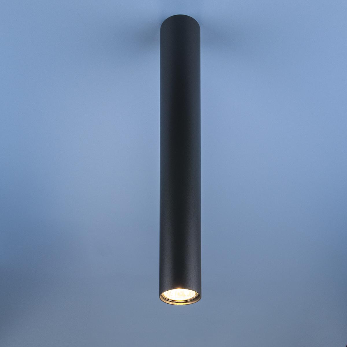 Накладной точечный светильник 5472 графит
