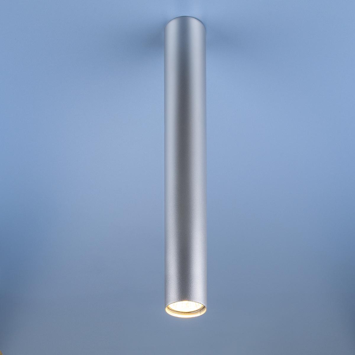 Накладной точечный светильник 5473 серебро