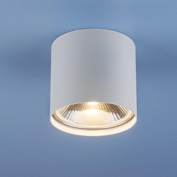 Накладной точечный светильник 6872 белый