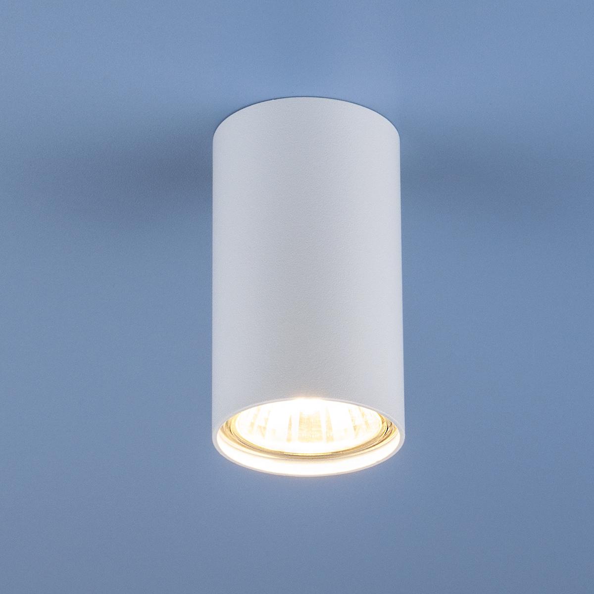Накладной точечный светильник 5255 белый