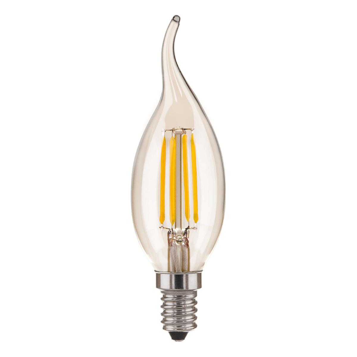Лампы LED - Свеча на ветру BL120 6W 4200K E14