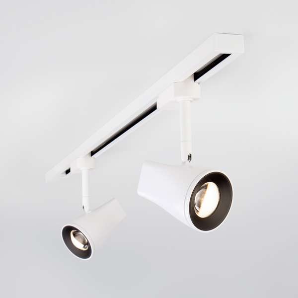 Трековые светильники - Hardi Белый 9W 4200K (LTB18)