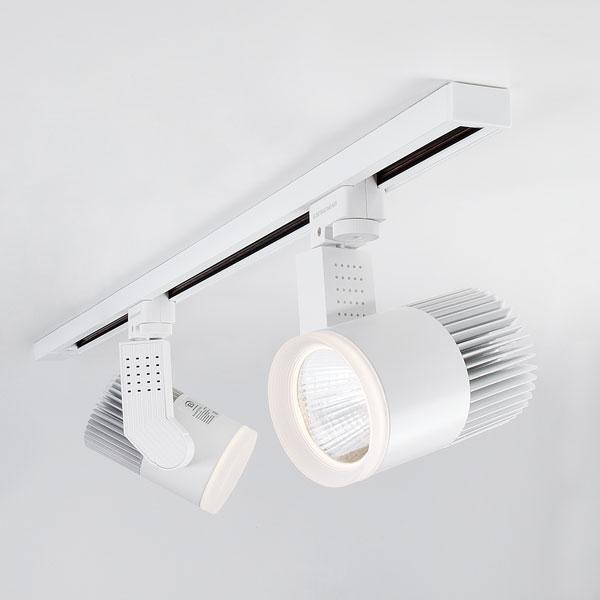 Трековые светильники - Accord Белый 20W 4200K (LTB17)