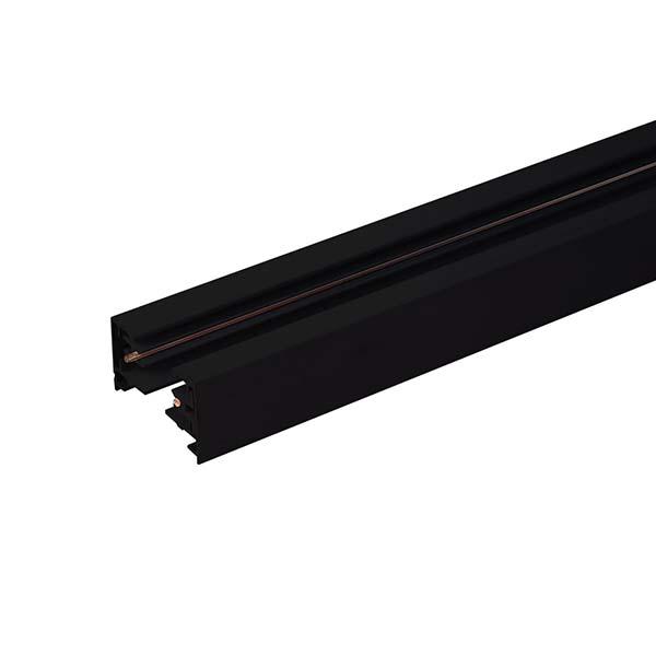 Однофазный шинопровод черный (2м.) / TRL-1-1-200-BK
