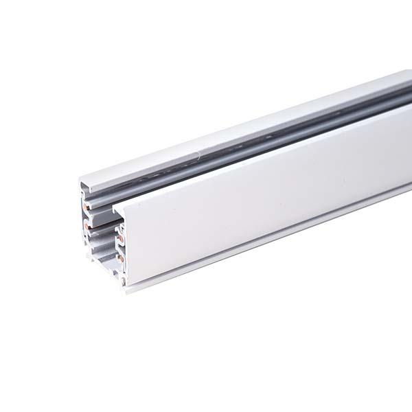 Трехфазный шинопровод  белый (1м.) / TRL-1-3-100-WH
