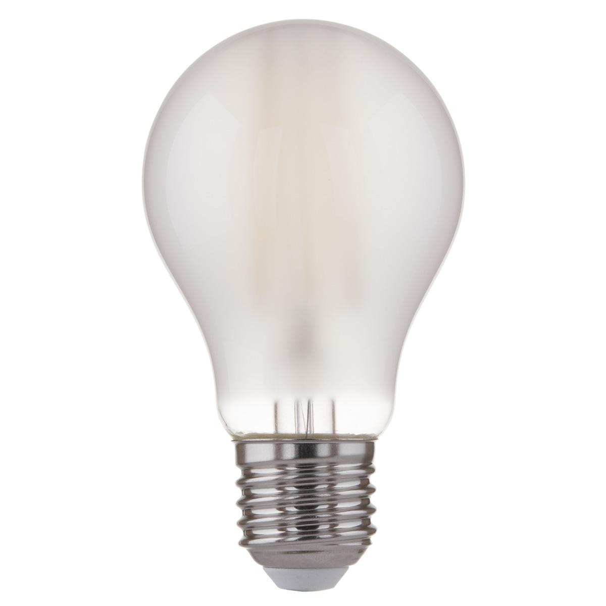 Лампа LED - Classic F 8W 4200K E27 (A60 белый матовый)