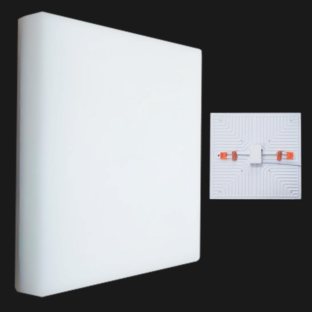 Светодиодный светильник квадрат LOFT,  22W