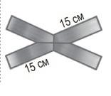 Перекрестие х-образное 7140