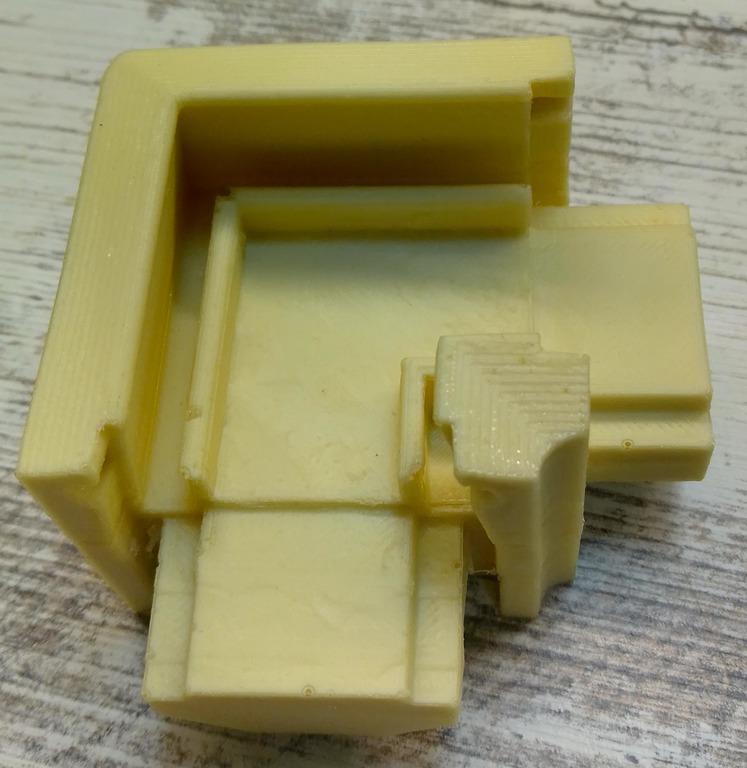 6838 Flexy - Угол 90 (F6838-2-90)