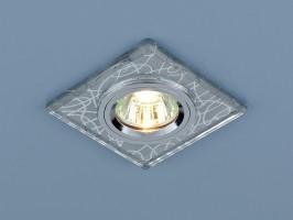 Светильник 8370 MR16 хром (CH) SC