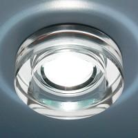 Светильник 9160 серебрянный/серебрянный
