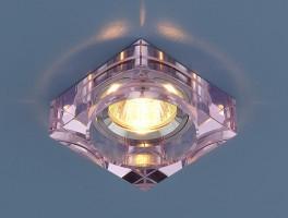 Светильник 9171 PK/SL (розовый / серебряный)