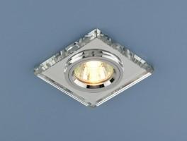 Светильник 8170/2 зеркальный серебро (SL/SL) SC