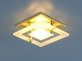 Светильник 781 MR16  золото(GD)