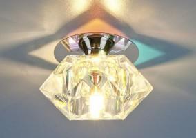 Светильник 8047 G9 перламутр (Colorful)