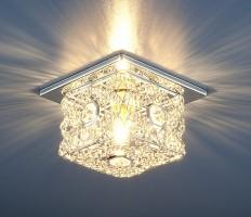 Светильник 1003 G9 хром (Silver)
