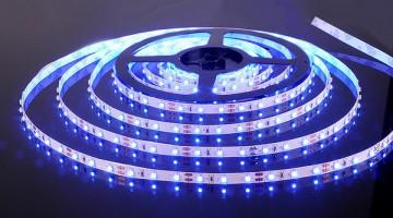 Лента светодиодиодная 60 Led 4,8 W IP20 синий