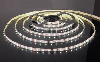 Лента светодиодиодная 60 Led 4,8 W IP20 белый