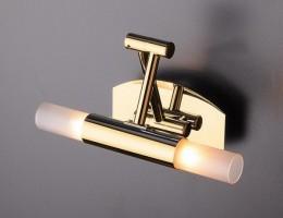 Подсветка ML-Vitro 887\2 G9 2*40W золото