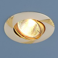 8004A MR16 перл. сер/золото (PS/G) Точечный свет