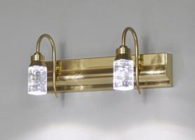 Подсветка Glace 822\2 LED золото (GD)