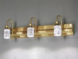 Подсветка Glace 822\3 LED золото (GD)