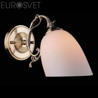 Настенный светильник 22010/1 античн бронза