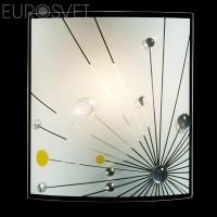 Настенный светильник 3752/1 хром