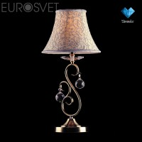 Настольная лампа 3294/1Т античная бронза