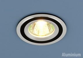 Светильник 5305 MR16 хром/черный