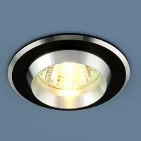 Светильник 5910 MR 16 черный/хром