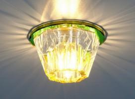 Светильник 6180 G9 зеркальный/мульти (COLOR)