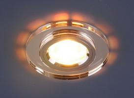 Светильник 8060/6 зеркальный серебряный (SL/SL) SC