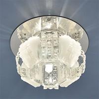 Светильник 833 G4 прозрачный/матовый