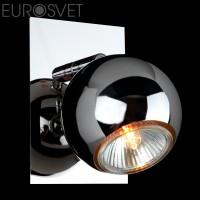 Настенный светильник 23102/1*50Вт. хром G5.3
