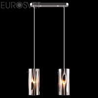 Подвесной светильник 1575/2*60Вт хром  Е27
