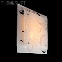 Настенный светильник 2729/2 хром