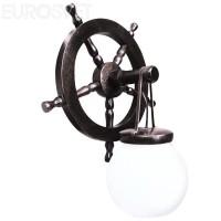 Настенный светильник ZAKLAD  -72 венге