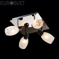 Потолочный светильник 60301/4*40Вт.  хром  Е14