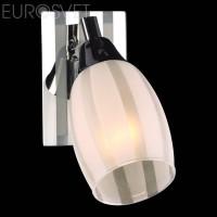 Настенный светильник 20129/1*40Вт.  хром  Е14