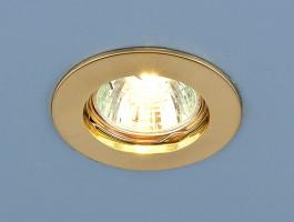 Светильник 863 А MR16 золото