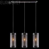 Подвесной светильник 1636/3 хром Е14 60 Вт